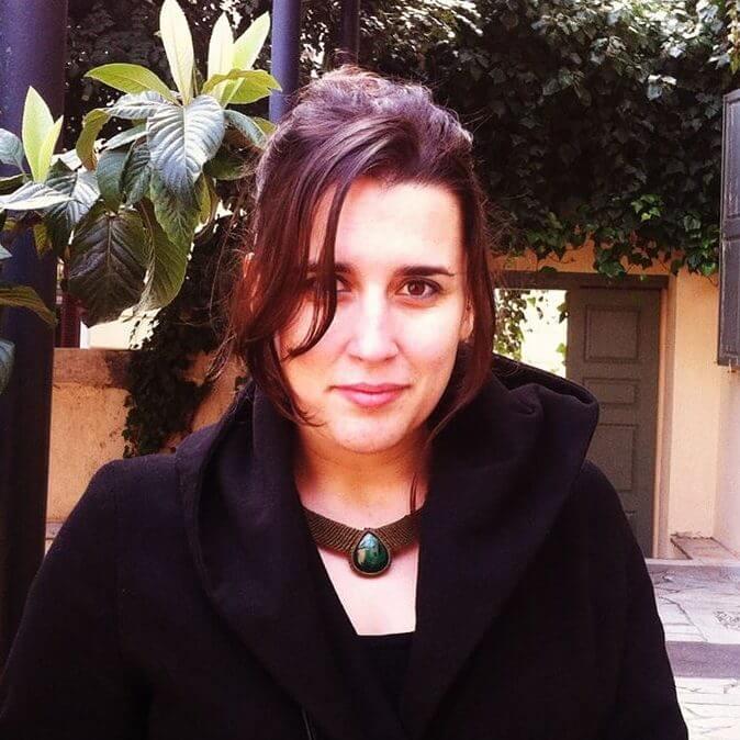 Μαρία Σαριδάκη, PhD