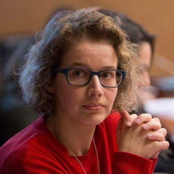 Ελένη-Ρεβέκα Στάιου, PhD